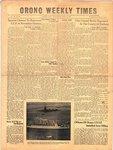 Orono Weekly Times, 1 Nov 1951