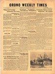 Orono Weekly Times, 22 Nov 1951