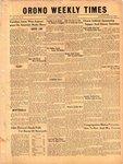 Orono Weekly Times, 6 Dec 1951