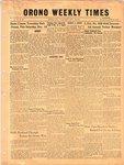 Orono Weekly Times, 13 Dec 1951