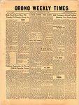 Orono Weekly Times, 19 Nov 1953