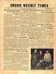 Orono Weekly Times, 30 Sep 1954