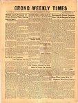 Orono Weekly Times, 11 Nov 1954
