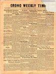 Orono Weekly Times, 18 Nov 1954