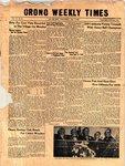 Orono Weekly Times, 9 Dec 1954