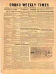 Orono Weekly Times, 3 Jan 1957