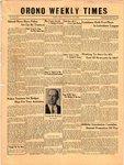 Orono Weekly Times, 10 Jan 1957