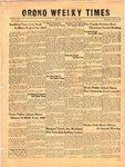 Orono Weekly Times, 24 Jan 1957