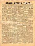 Orono Weekly Times, 7 Feb 1957