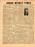 Orono Weekly Times, 14 Feb 1957