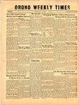 Orono Weekly Times, 21 Feb 1957