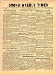 Orono Weekly Times, 28 Feb 1957