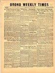 Orono Weekly Times, 7 Mar 1957
