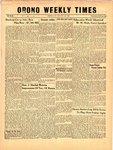 Orono Weekly Times, 14 Mar 1957
