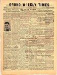 Orono Weekly Times, 21 Mar 1957