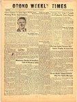 Orono Weekly Times, 28 Mar 1957