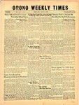 Orono Weekly Times, 4 Apr 1957