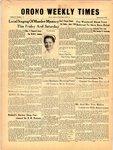 Orono Weekly Times, 5 Jun 1958