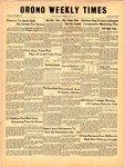 Orono Weekly Times, 31 Jul 1958