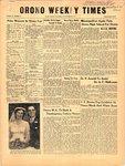 Orono Weekly Times, 18 Sep 1958