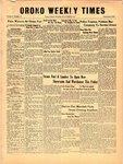 Orono Weekly Times, 25 Sep 1958