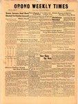 Orono Weekly Times, 4 Dec 1958