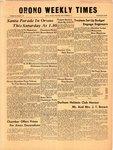 Orono Weekly Times, 11 Dec 1958