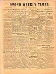 Orono Weekly Times, 18 Dec 1958