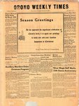 Orono Weekly Times, 24 Dec 1958