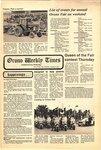 Orono Weekly Times, 8 Sep 1982