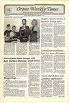 Orono Weekly Times, 27 Feb 1991
