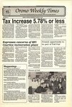 Orono Weekly Times, 13 Mar 1991