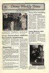 Orono Weekly Times, 24 Apr 1991