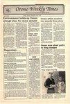 Orono Weekly Times, 1 May 1991