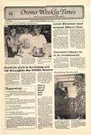Orono Weekly Times, 8 May 1991