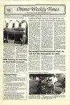 Orono Weekly Times, 17 Jul 1991