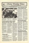 Orono Weekly Times, 24 Jul 1991