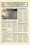 Orono Weekly Times, 14 Aug 1991