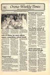 Orono Weekly Times, 16 Oct 1991