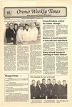 Orono Weekly Times, 4 Dec 1991