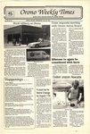 Orono Weekly Times, 29 Jul 1992