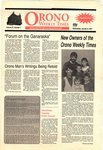 Orono Weekly Times, 8 Jan 1997