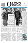 Orono Weekly Times, 14 Jan 2009