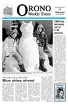 Orono Weekly Times, 28 Jan 2009