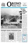 Orono Weekly Times, 18 Feb 2009