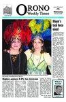 Orono Weekly Times, 25 Feb 2009