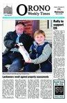 Orono Weekly Times, 25 Mar 2009