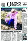 Orono Weekly Times, 15 Apr 2009