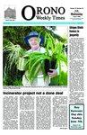 Orono Weekly Times, 3 Jun 2009