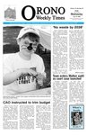 Orono Weekly Times, 15 Jul 2009